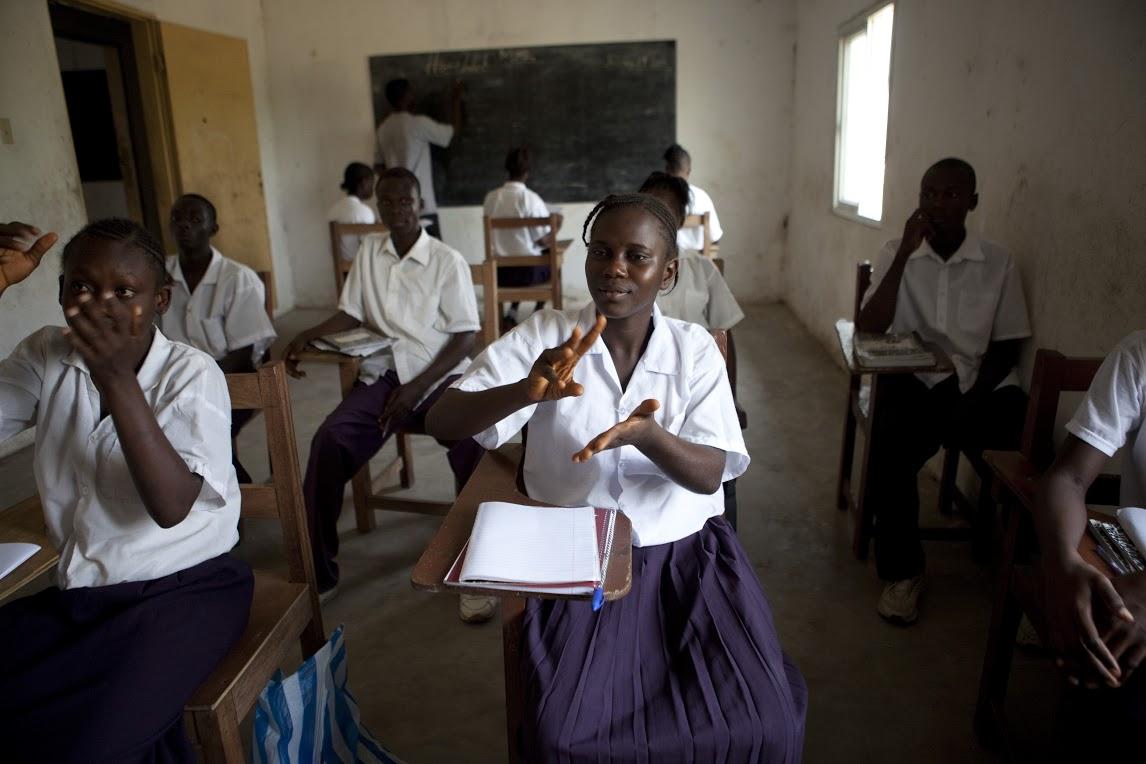 Liberia SignUpGenius donations