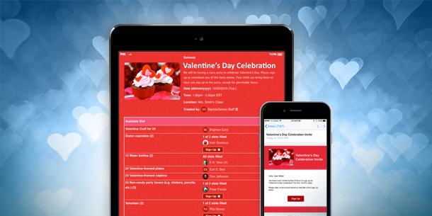 valentine's day party invite tips