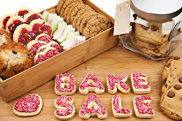 30 bake sale ideas for fundraising