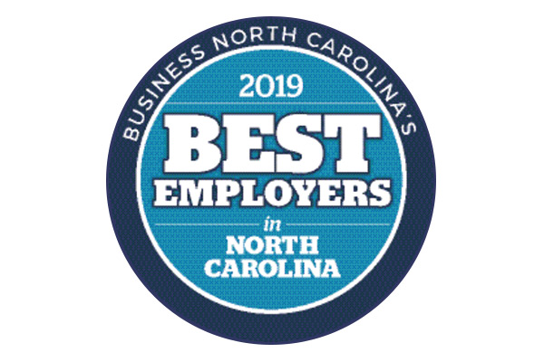 SignUpGenius Named to 2019 Best Employers in North Carolina List
