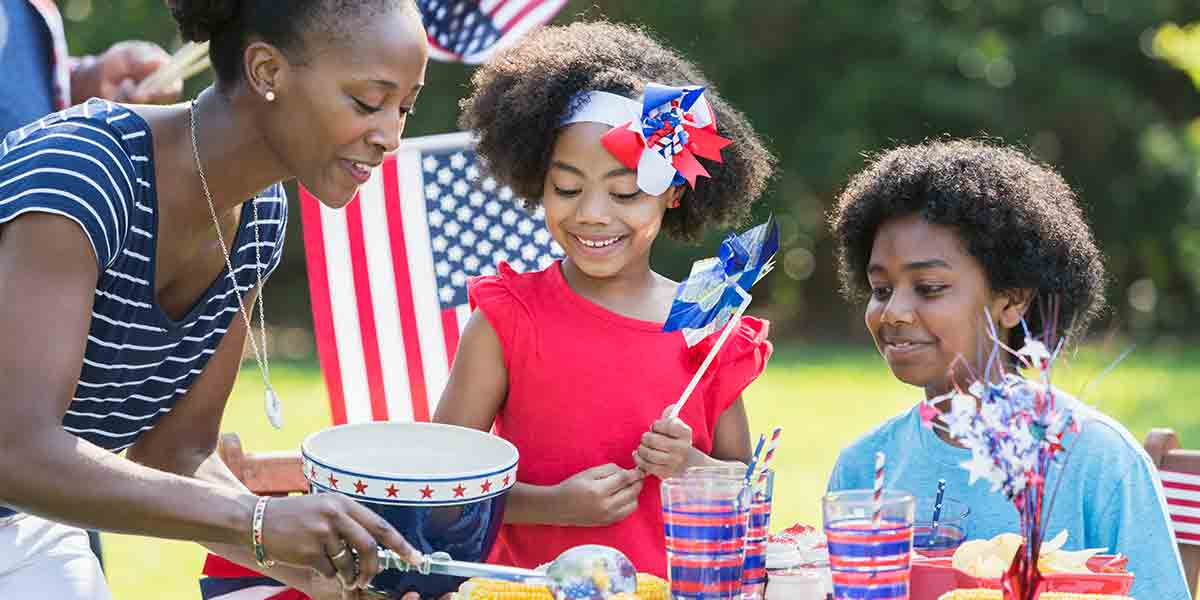 july fourth 4th party planning ideas tips independence day