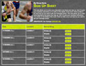 running marathon race sign up sheet