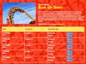 Amusement Park sign up sheet