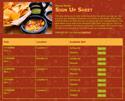 Chips & Salsa sign up sheet
