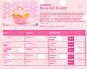 Cupcake sign up sheet
