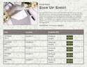 Wedding Invites sign up sheet