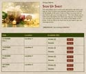Christmas Decorations sign up sheet