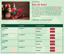 Christmas Gifts 2 sign up sheet