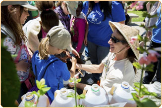 earth day texas volunteer