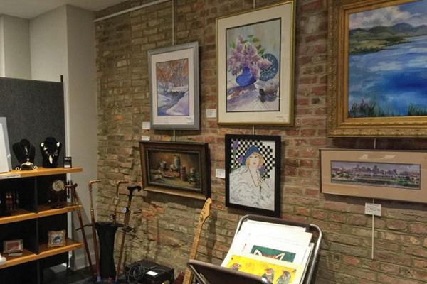 art gallery sitting schedule baltimore