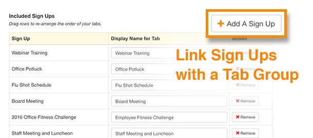 Genius Hack: Link Sign Ups Easily with Tabbing