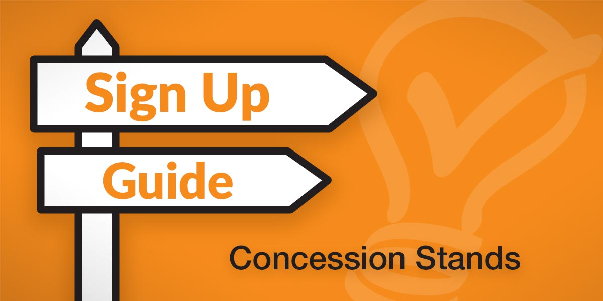 sign up guide concession stands title image