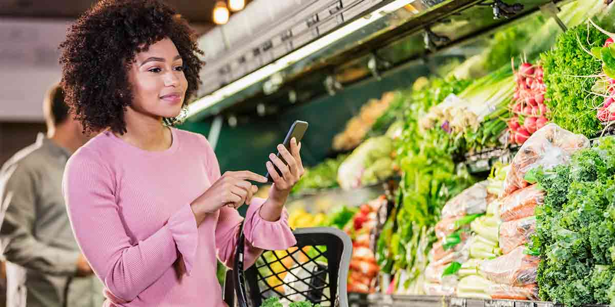 basket grocery discount app coordinates with signupgenius