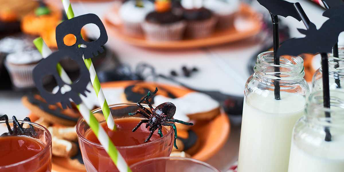Halloween party ideas last minute easy snacks simple