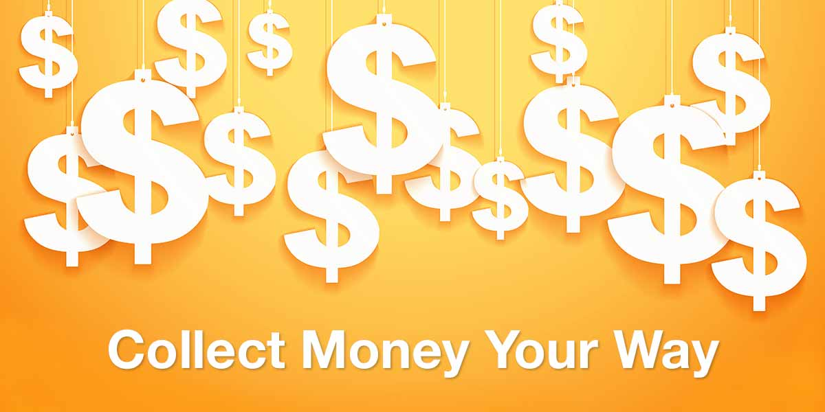 collect money online payments fees discounts images photos pictures new features