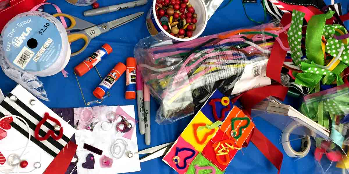 arts workshops kids cancer foundation