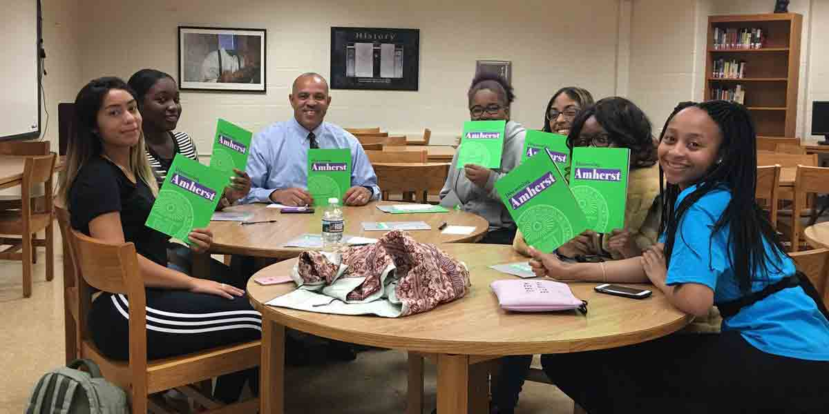 baltimore county public schools college rep visits