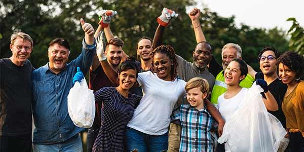 National Volunteer Week ideas tips community service projects adults kids teens