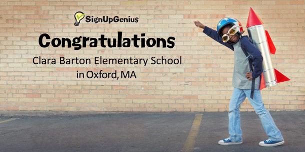 congrats winner
