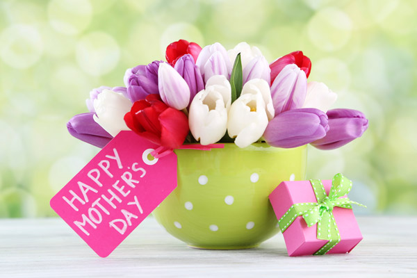 Mother's Day, gifts, online planning, party, presents, inexpensive, activities