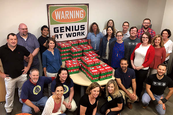 Operation Christmas Child, Samartian's Purse, giving, donations, shoeboxes, SignUpGenius, partners, charity