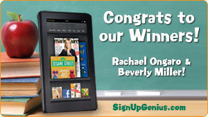 Congrats to our Back-to-School contest winners!