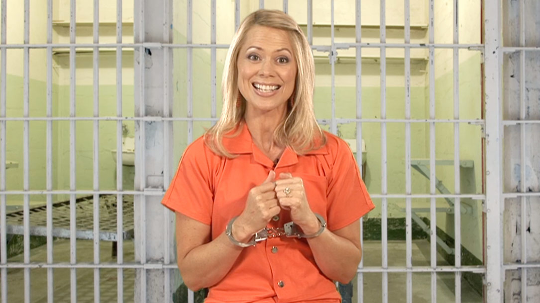 Stressed Out Mom Jailed!