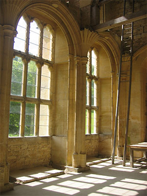 woodchester mansion interior photo tall sunny windows