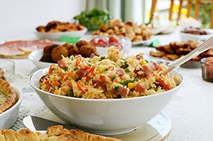 office potluck ideas