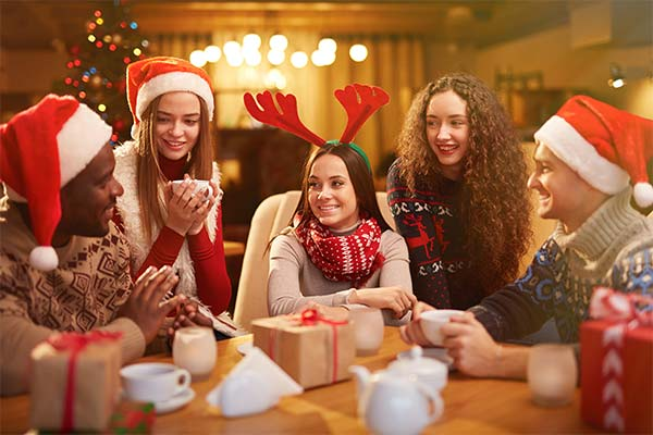 icebreakers christmas parties for groups