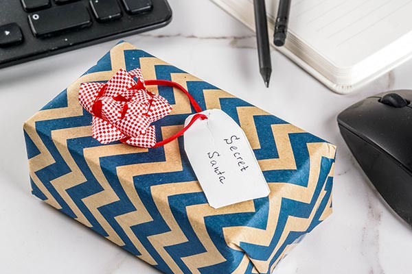 40 Secret Santa Gift Ideas for Coworkers