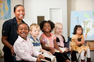 Childrens Ministry Volunteer