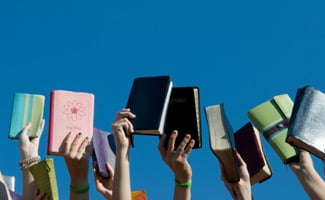 Youth Retreat Bibles