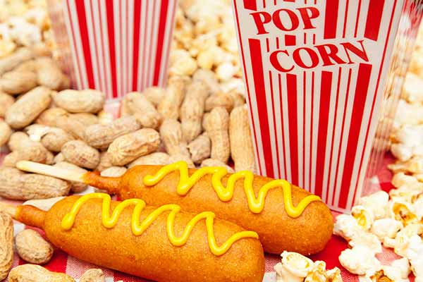 The rising cost of concession stand food at ball games.