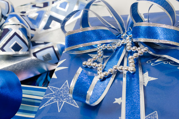 A Hanukkah Present