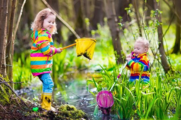 60 Summer Outdoor Activities For Kids