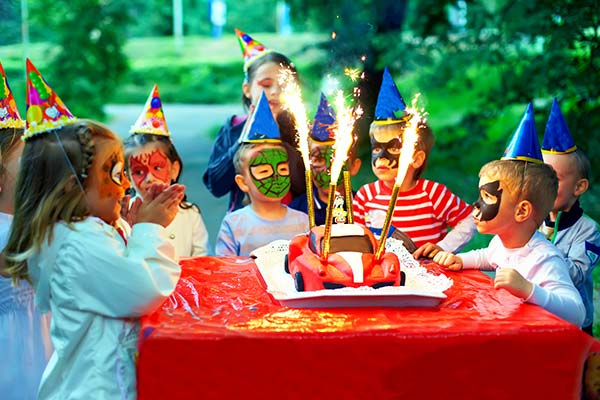 50 Birthday Party Theme Ideas