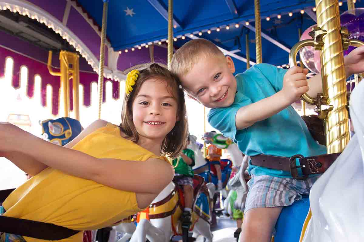 Disney World family vacation ideas tips hotels photos Orlando reservation planning kids