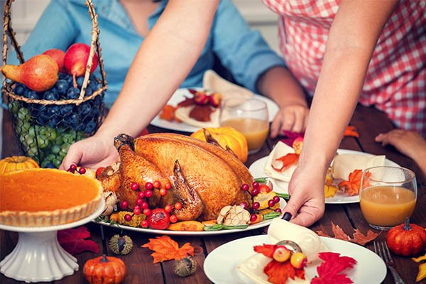 Friendsgiving, Thanksgiving, dinner, lunch, party, potluck, invitations, planning, tips, ideas, menu
