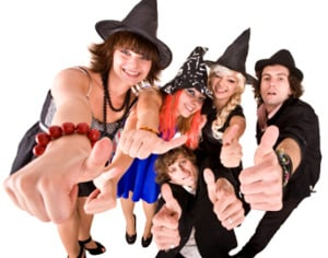 Halloween Fun for Adults: Hosting a Costume Party