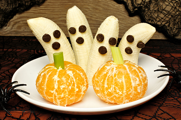40 Healthy Halloween Treat Ideas