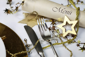 Progressive Dinner Holiday Christmas Potluck Party Ideas Menu