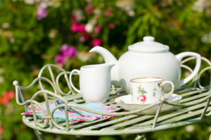 Tea party mother daughter ideas spring help food