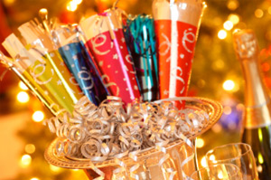 New Year's Eve Party tips planning decorations theme menu food
