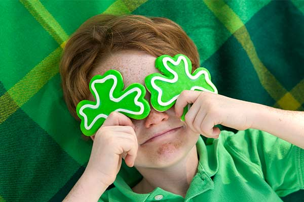 St. Patick's Day, games, ideas, activities, kids, crafts, food