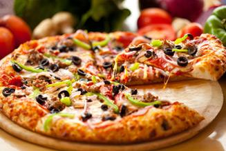 pizza potluck