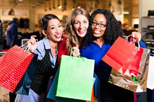 Black Friday shopping tips tag team