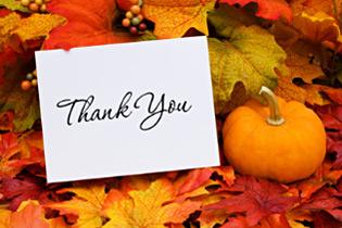 Thanksgiving Planning Tips