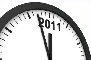 New Years Time Management Savings