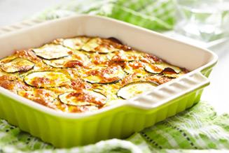 potluck casserole dish